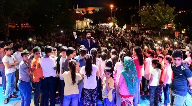 Urfa'da Muzaffer Gürler Konseri