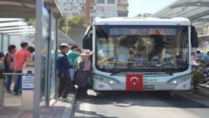 Urfa'da YKS'ye Gireceklere Ulaşım Ücretsiz
