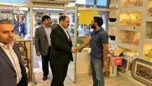 Vekil Gülpınar'dan Esnaf Ziyareti ve Seçim Bürosu Açılışı