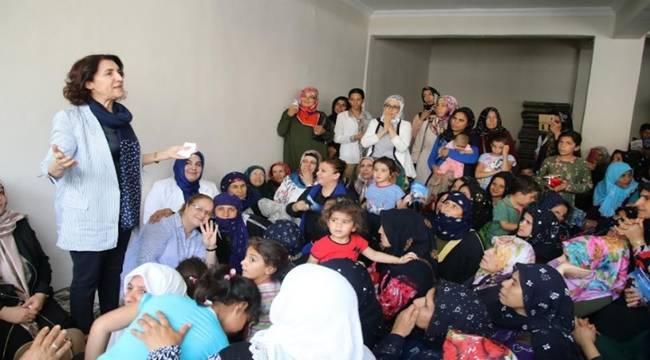 Zemzem Gülender Açanal'a Kadınlardan Tam Destek