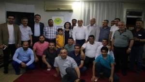 Zemzem Gülender Açanal'dan Derneklere Ziyaret