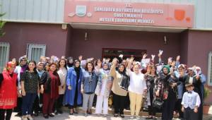 Zemzem Gülender Açanal'dan Kadın Destek Merkezi Ziyaret