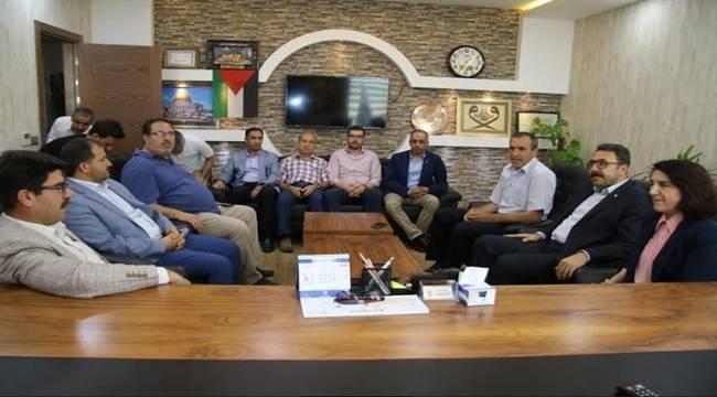 Zemzem Gülender Açanal'dan Memur Sen'e Ziyaret