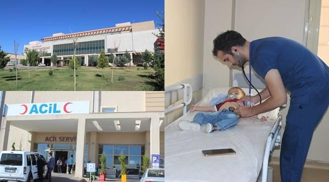 5 Yıldızlı Otel Konforunda Sağlık Hizmeti Veriyor