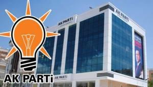 AK Parti Şanlıurfa İl Başkanlığından İstifa Açıklaması