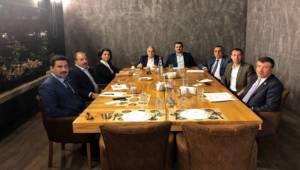 AK Parti Şanlıurfa Milletvekillerinde Gündem Yerel Seçim