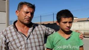 Akçakale'de Kaybolan Çocuk'tan Güzel Haber