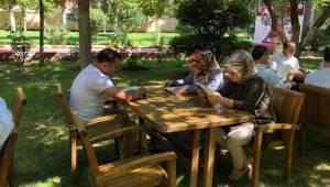 Bölgenin İlk Millet Kıraathanesi Urfa'da Açıldı