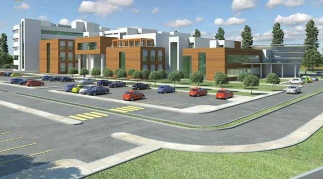 Ceylanpınar Devlet Hastanesi'nin İhalesi Yapıldı