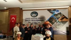 Çiftçi Tarihi Kentler Birliği Ünye buluşmalarını başlattı