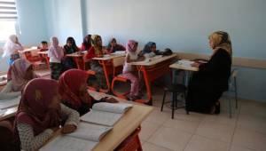 Eyyübiye'de Yaz Kurslarına Yoğun İlgi