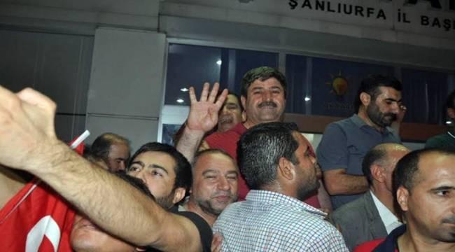 Eyyüpoğlu, 15 Temmuz'u Unutturmayacağız