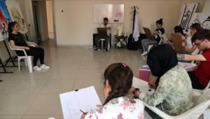 Haliliye Belediyesi Özel Yetenek Sınavlarına Hazırlıyor