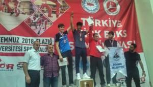 Haliliye Türkiye Kick Boks Şampiyonasına Damgasını Vurdu