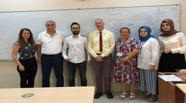 HRÜ'de Dil Eğitiminde Kalite ve Akreditasyon Çalıştayı Düzenlendi