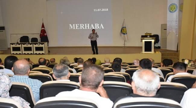 HRÜ'de Personele Kişisel Gelişim Semineri Verildi