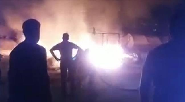 İdlib'te Patlama