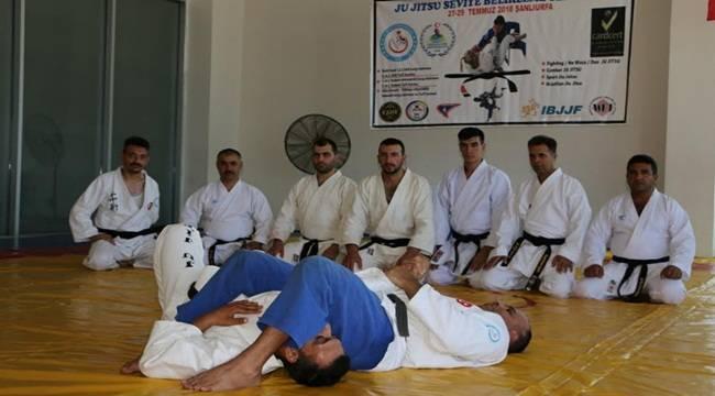Ju Jitsu Sporu Şanlıurfa'da