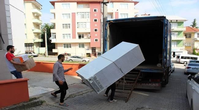 Köye Dönüş Projesiyle Kocaeli'den Şanlıurfa'ya Döndüler