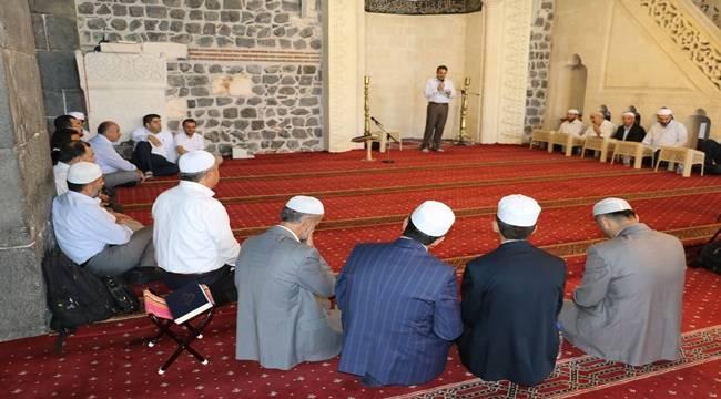 Kur'an'ı Kerim'i Güzel Okuma Yarışması Bölge Finali Yapıldı