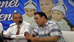 Mahmut Tuncer Gülme Krizine Soktu