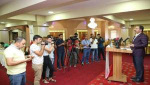 Şanlıurfa'da Basın Müzesi Kuruluyor