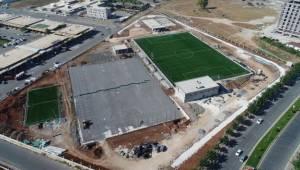 Şanlıurfa Futbol Merkezi Açılıyor