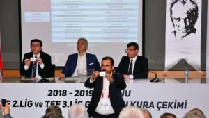 2018-2019 Yılında Şanlıurfaspor'un grubu belli oldu