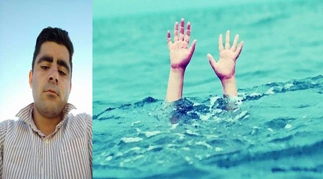 19 Yaşındaki Genç Sulama Kanalında Boğuldu
