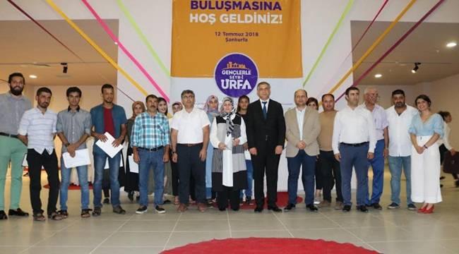 Seyr-i Urfa Projesi Final Yaptı
