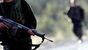 Sınırı Geçmeye Çalışan Terörist Yakalandı