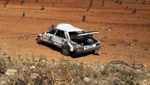 Suruç'ta Feci Kaza, 1 Ölü 6 Yaralı