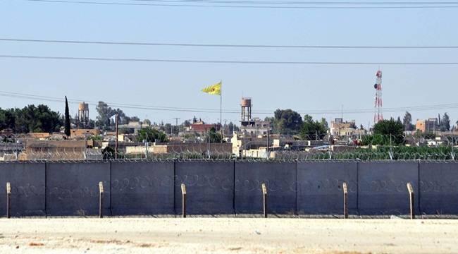 Telabyad'da YPG'nin Flama Oyunu