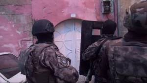 Terör Propagandasından 8 Kişi Gözaltına Alındı