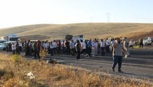 Tülmen'de Kaza 2'si Ağır 11 Yaralı