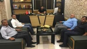 TÜMSİAD'dan Suriyeli Yatırımcılara Destek Sözü