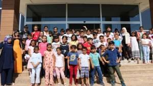 Urfa'da 21 Branşta Yaz Kursları Başladı