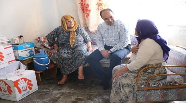 Urfa'da 6200 Yaşlı YADES'ten Faydalandı