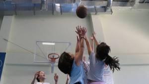 Urfa'da Basketbol Kursuna Yoğun İlgi