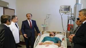 Urfa'da Doktoru Darp Eden Şahıs Tutuklandı
