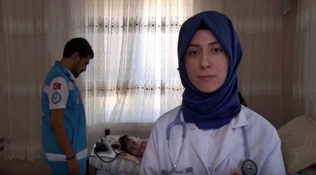 Urfa'da Evde Sağlık Hizmetleri Faaliyetleri Uygulanıyor