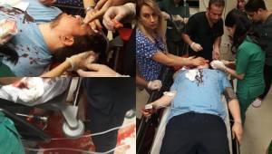 Urfa'da Hasta Yakını Doktoru Komalık Etti