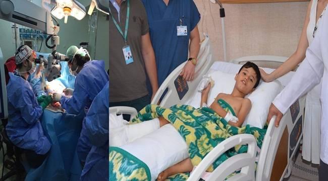 Urfa'da Sağlık'ta Bir İlk Daha Gerçekleşti