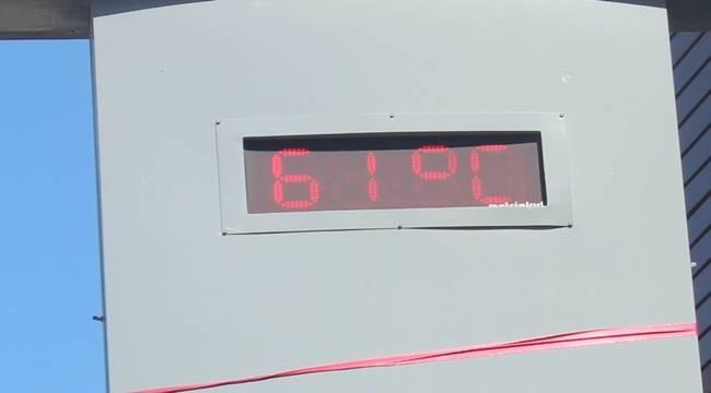 Urfa'da Termometreler 61 Dereceyi Gösterdi