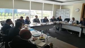 Urfa'nın Elektrik Sorunu Ankara'da Görüşüldü