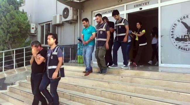 Urfa Polisinden 7 İlde Dolandırıcılık Operasyonu