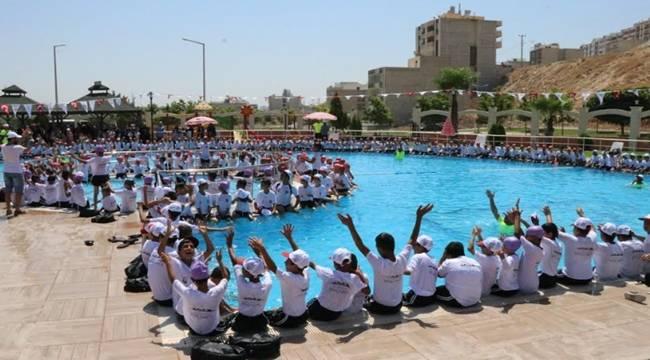 Yüzme Havuzlarında Sezon Startı Verildi-Videolu Haber