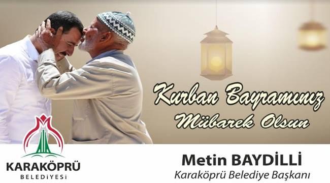 Baydilli'den Kurban Bayramı Mesajı