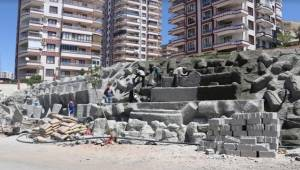 Doğukent'e Şelale Yapılıyor-Videolu Haber