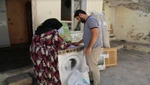Eyyübiye Belediyesi Vatandaşın Duasını Alıyor